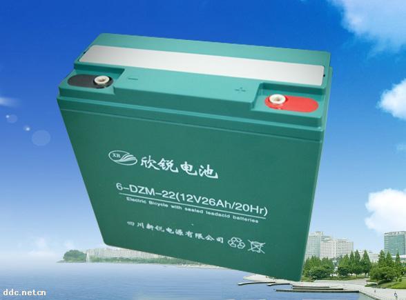 新锐6-dzm-22动力型电动车蓄电池