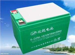 新锐动力型6-DZM-12电动车蓄电池