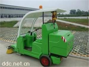 安徽华信多功能电动垃圾清扫车