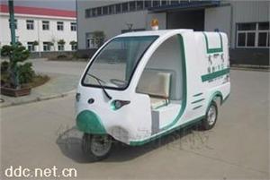 2人座电动三轮清运车QY3001