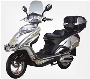 小飞哥350W俊逸电动摩托车