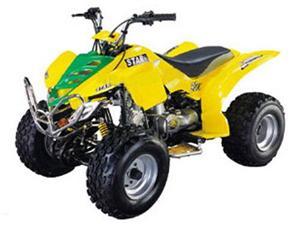 东胜DS-ATV90S90cc轴传动沙滩车