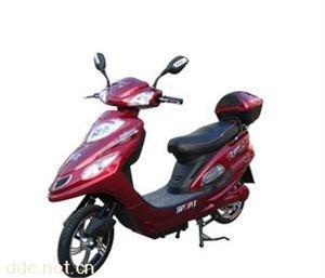 深圳350W欧宝马达铃豪华电动摩托车