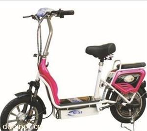 欧宝马350W迷你MINI电动自行车