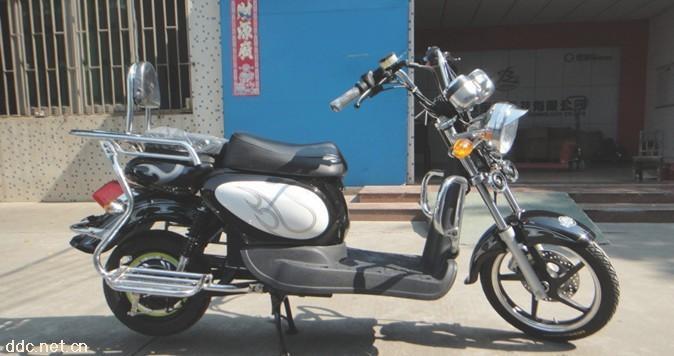 达铃/欧宝马500w哈雷太子电动摩托车