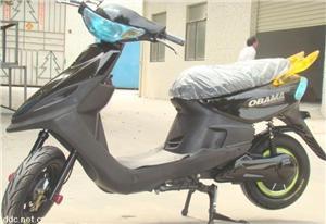 800W马达铃福喜电动摩托车