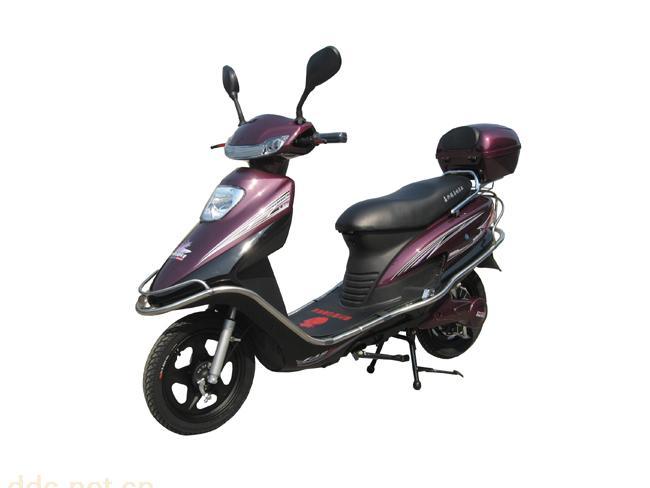 嘉兴雅马哈西莎公主电动摩托车