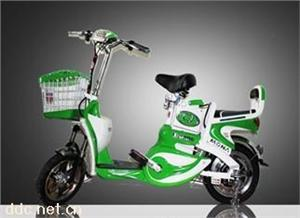 北京裕华阳光贵人鱼简易电动自行车
