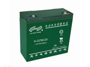 惠丰6-DZM-20(cn)蓄电池