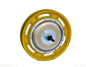 台州巨杰16寸2.5特种塑料轮电机