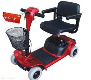 百特瑞老年人四轮电动代步车