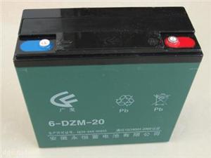 永恒6-DZM-20蓄电池
