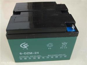 安徽永恒6-DZM-24蓄电池