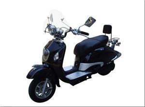 浩洋娇子大龟王DTL18ZB BLACK电动摩托车