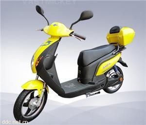 浩洋娇子福龙DTL52Z电动摩托车