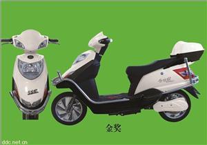 上海浩剑金奖电动摩托车