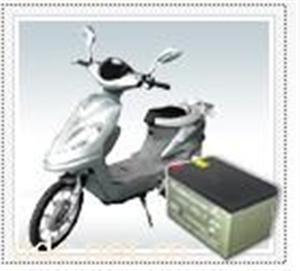 上海海宝电动助力车用密封铅酸电池(DZM系列)