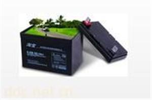 上海海宝电动道路车专用蓄电池