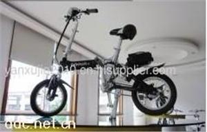 14寸丹亚智能助理电动自行车