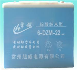 6-DZM-12电动车密封蓄电池