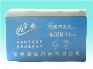 6-DZM-20常超电动助力车蓄电池