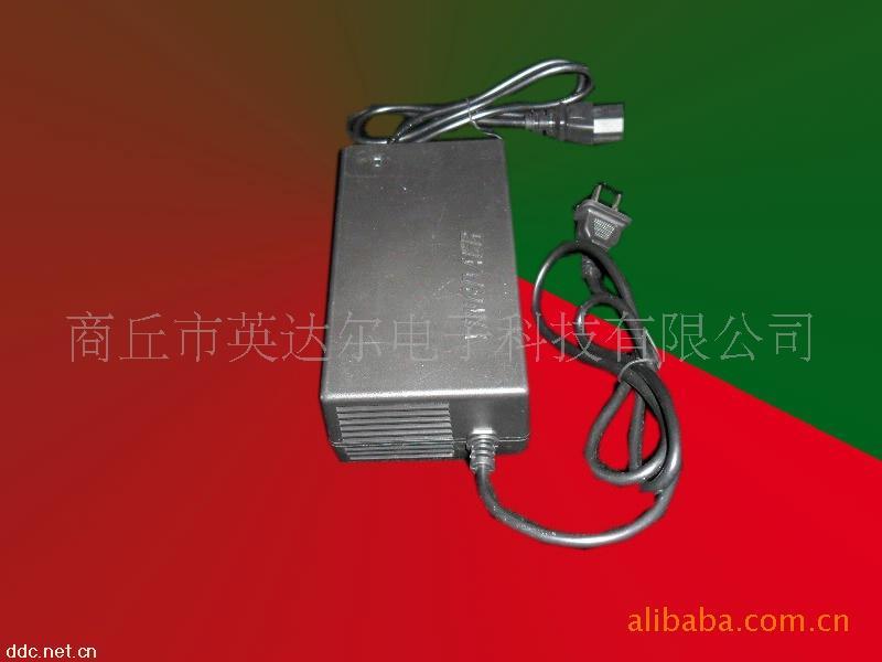 英达尔12v铅酸电池电动车充电