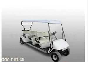 伊莱维克6人座电动高尔夫球车