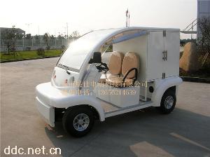 山东电动送餐车