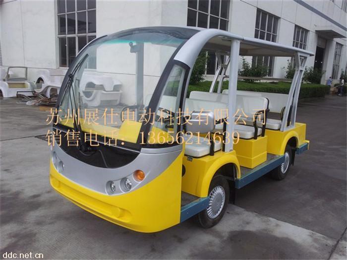 无锡8座电动观光车