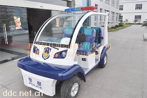 吴江4座电动巡逻车