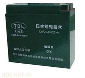 株洲天地龙电源阀控式密封铅酸蓄电池