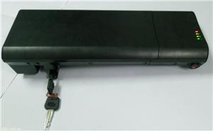 36V9Ah黑色超薄后衣架电池-松下