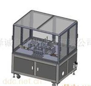 供应定制全自动锂电池电芯入壳机