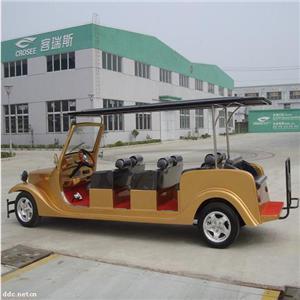 旅游景区8座电动老爷车
