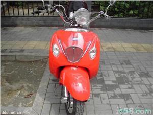 中国寅乾豪华精装款大龟王电动摩托车