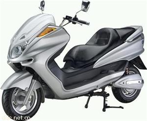 台州寅乾精品豪华款雄狮电动摩托车