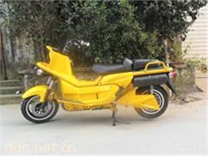 中国寅乾大金刚精品豪华款电动摩托车