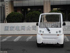 北京电动观光车