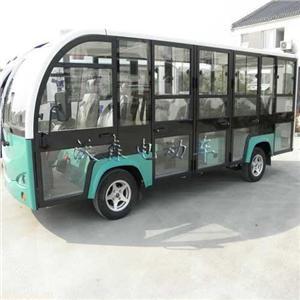 厂区电瓶车 电瓶旅游观光车价格 11座电动观光车价格