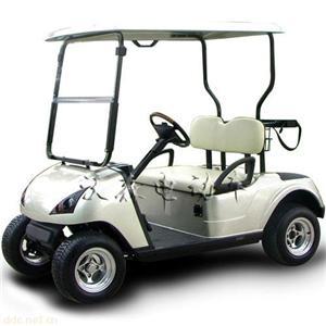 娇小可爱2+2座高尔夫车