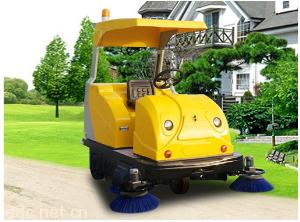 沃森电动扫地车