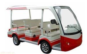 河南鸿马社区景区用8座电动游览车