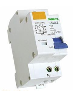 DZ30L-32(DPN漏电断路器)剩余电流动作断路器