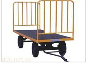 杭州豪盛电动车业轻型平板搬运拖车