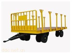 杭州豪盛PT系列重型平板拖车