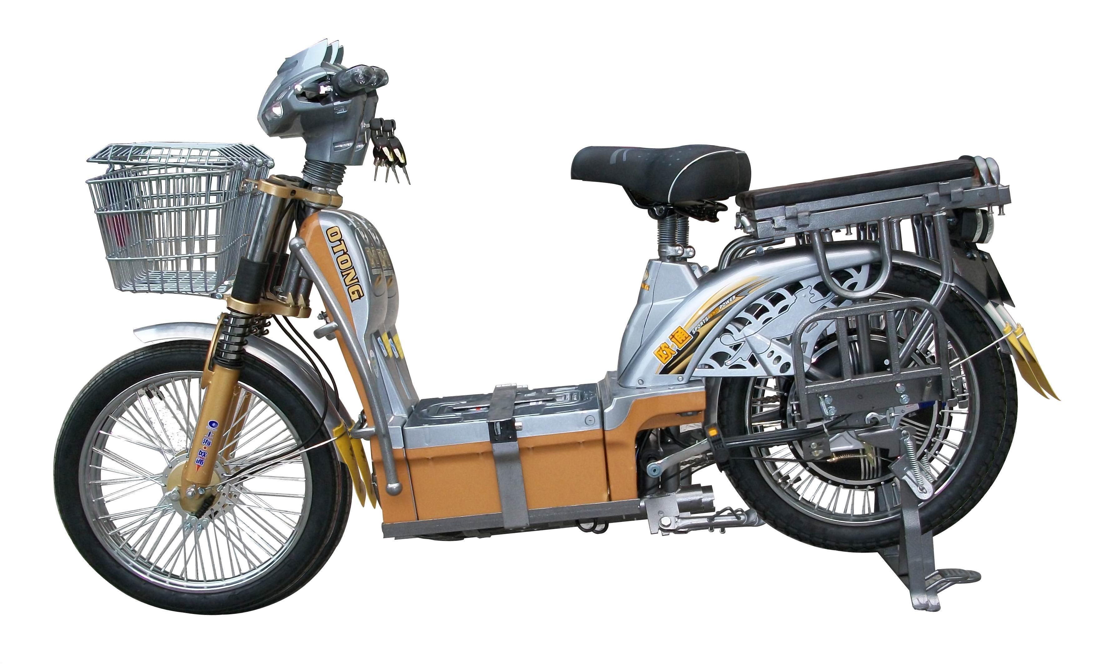 电动自行车无刷电机_欧通金甲王爬坡王电动自行车-上海欧通电动车集团有限公司