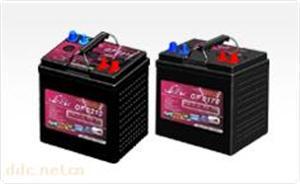 供应GF系列高尔夫球车电池