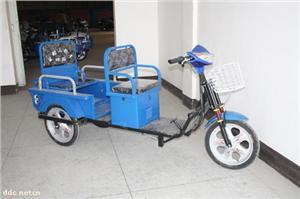 常州版折叠电动三轮车