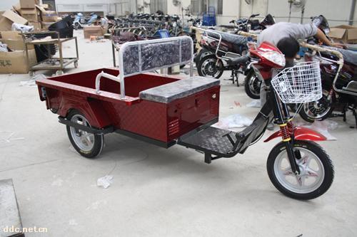 常州版平板三轮车