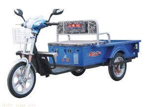 常州市国锋车辆厂大牛头轮毂载重王SG007-1电动三轮车